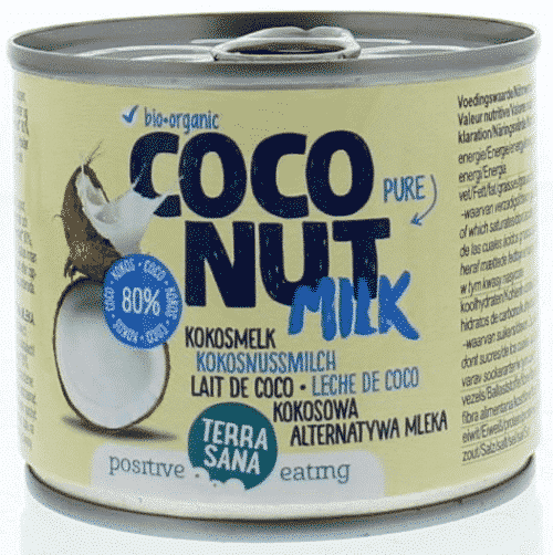 Kokosmelk, De EetLijn
