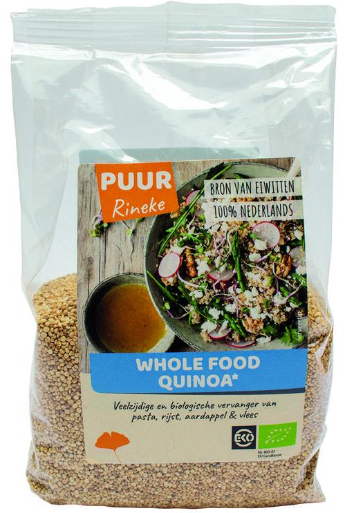 Quinoa uit Nederland De EetLijn