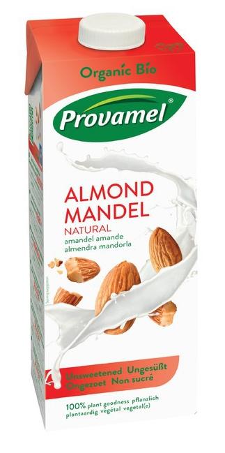 Amandelmelk van Provamel 1 ltr