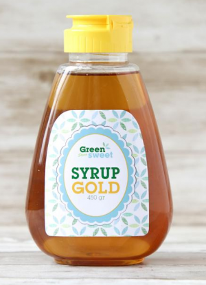 Green Sweet Syrup Gold De EetLijn