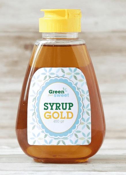 Green Sweet Syrup Gold De EetLijn