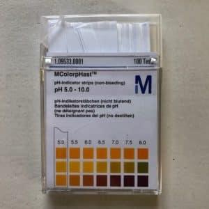 pH teststrips De EetLijn