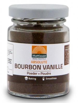 Vanille poeder Bourbon, De EetLijn