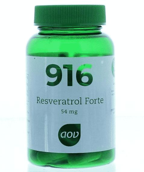 Resveratrol, De EetLijn