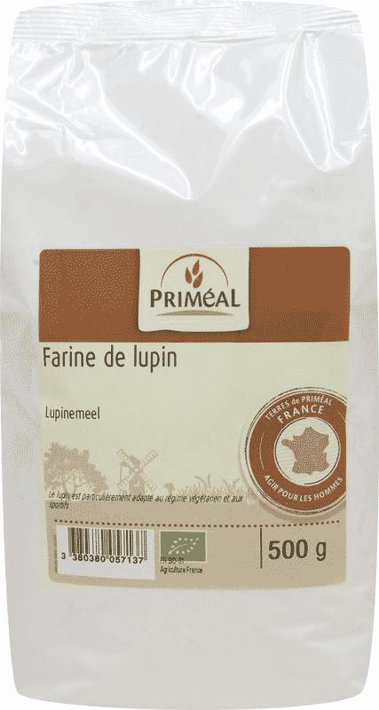 Lupine meel 500 g, De EetLijn