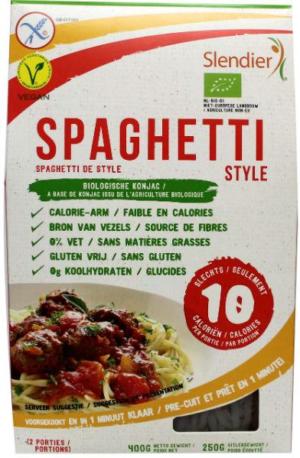 Slendier spaghetti, De EetLijn