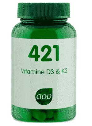 Vitamine D3 met K2, De EetLijn