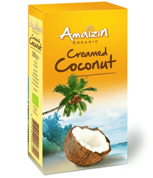 Santen kokoscreme, De EetLijn